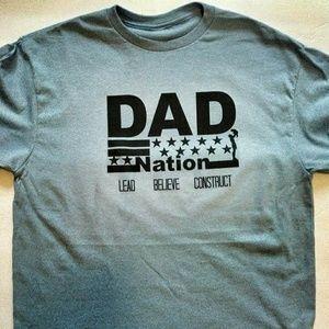 Dad-Nation Tee